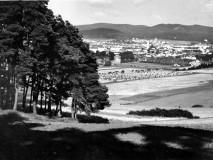 Pohled z hradiště